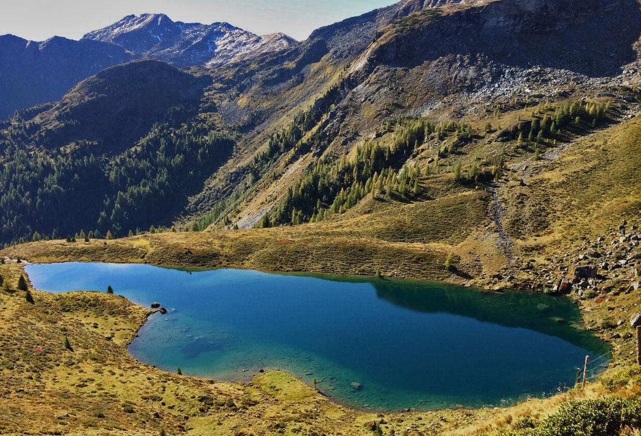 Berge Urlaub Wandern Lungau