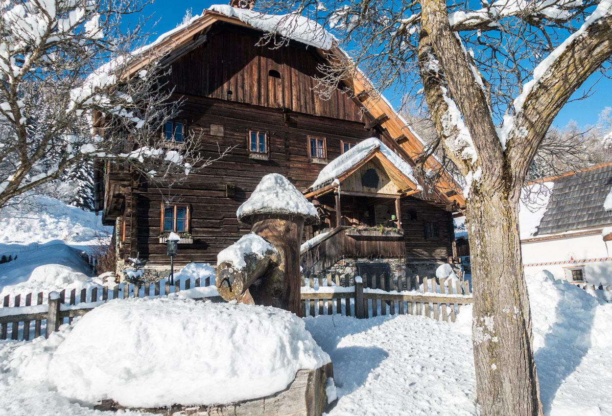 Fuchsn mesnerhaus Lungau