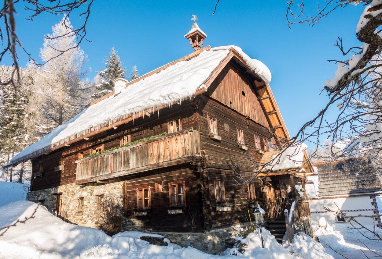 Historisches Ferienhaus
