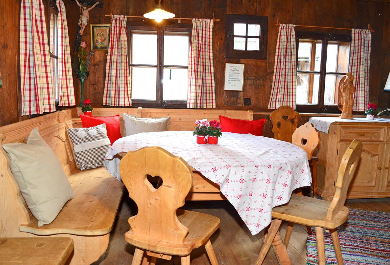 Mesnerhaus Appartement Lungau