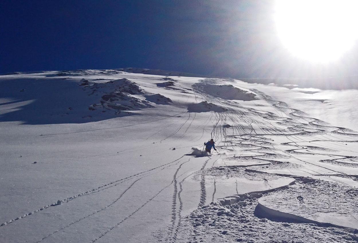 Skifahren Lungau
