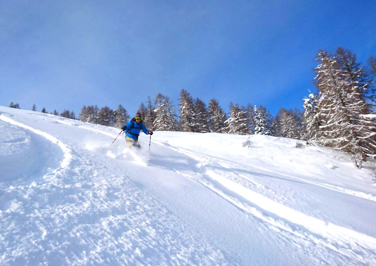 Skiurlaub Lungau Familie Gruber
