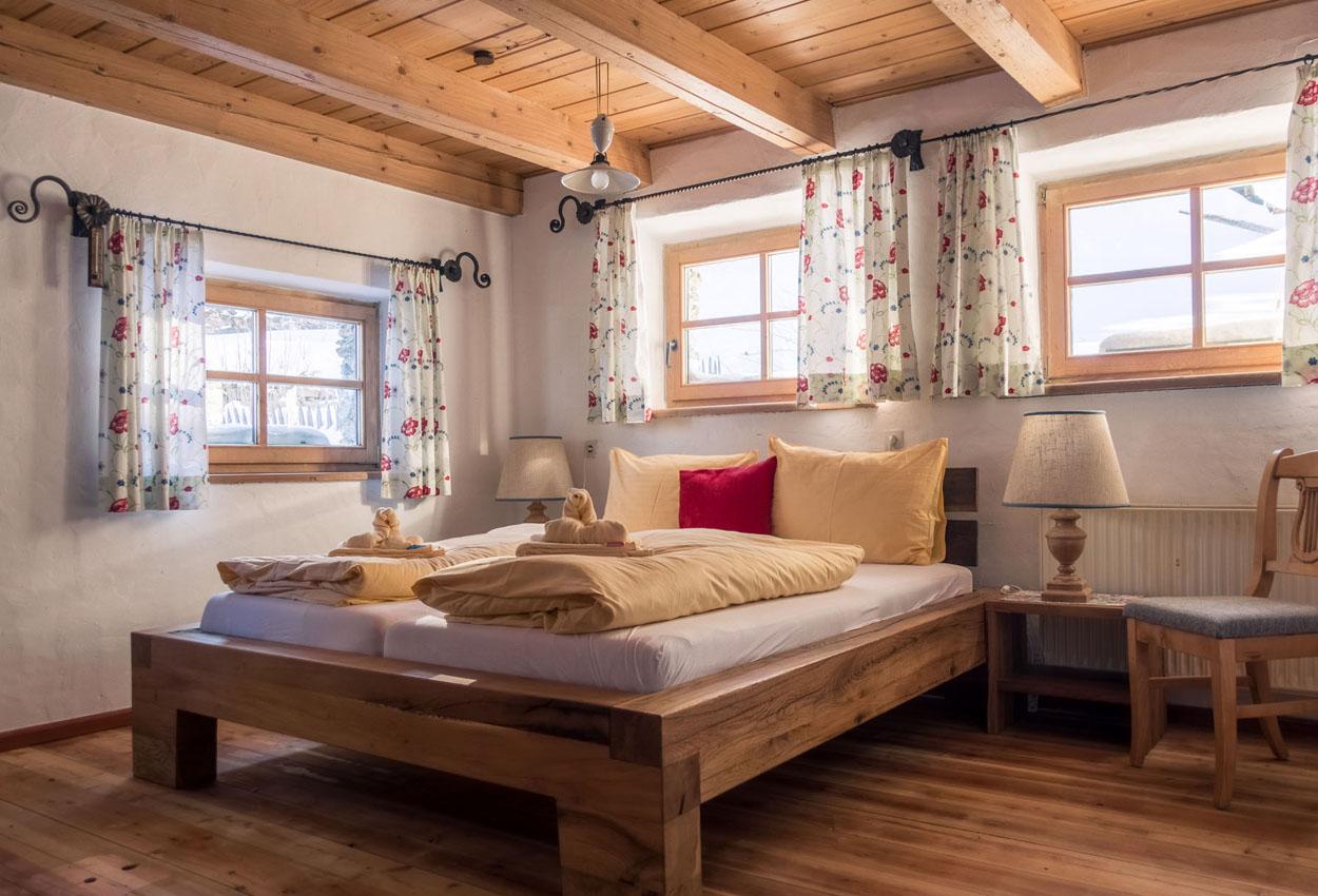 Appartement Zimmer Lungau Weißpriach