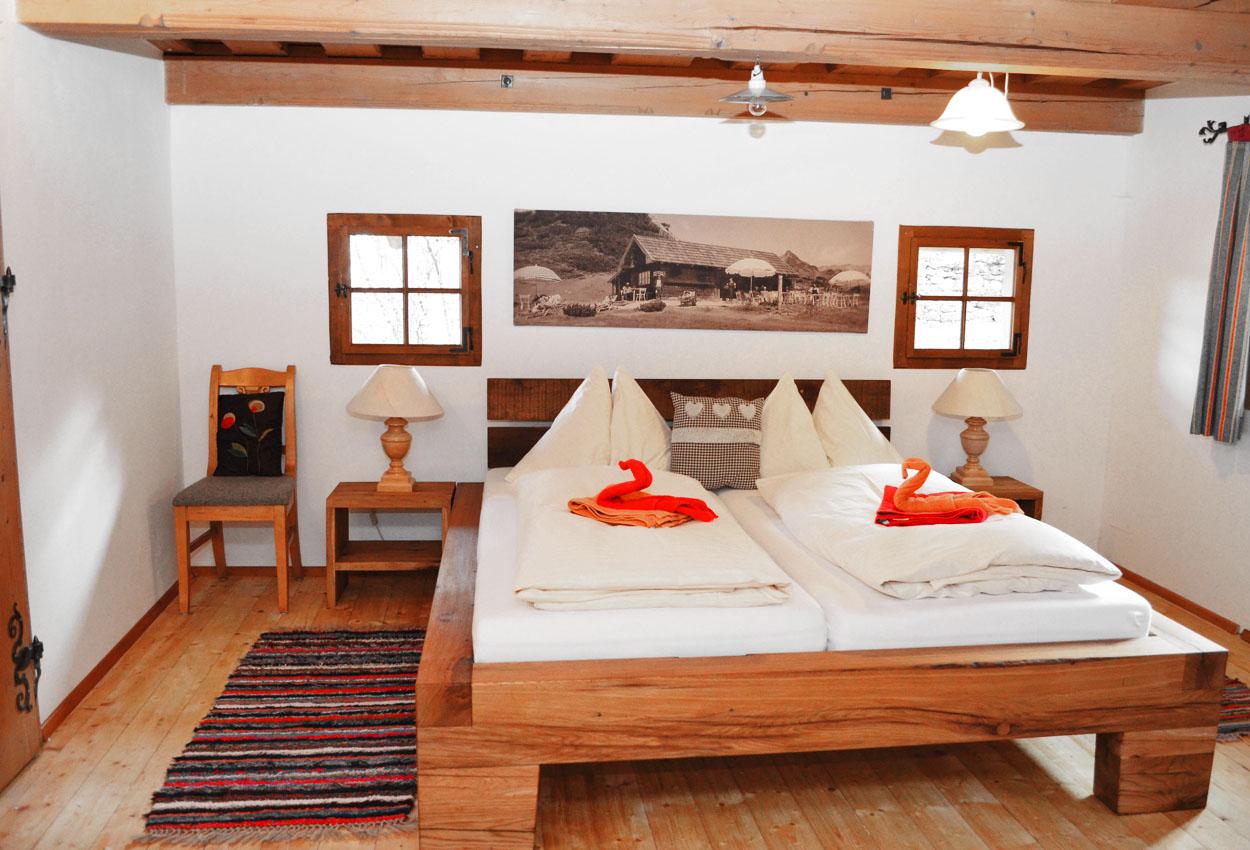 Zimmer Appartement Weißpriach