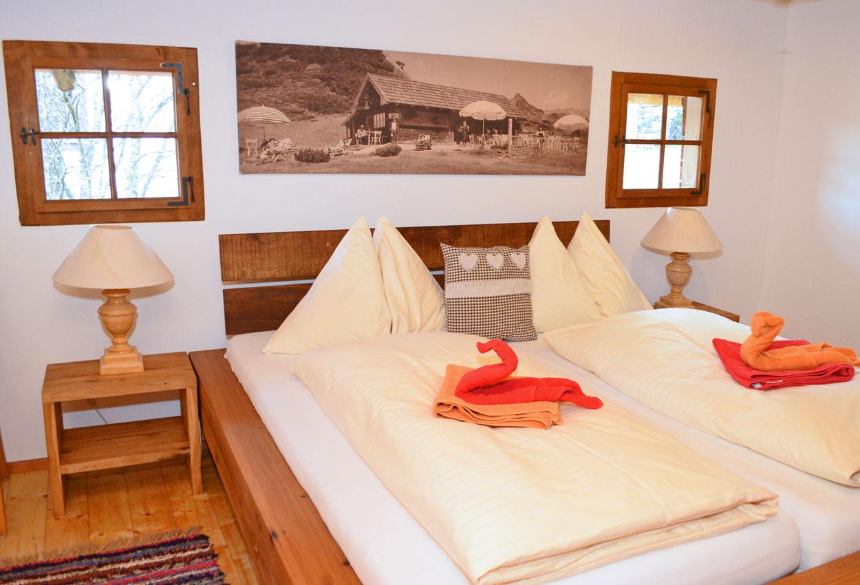 Zimmer Weißpriach Lungau
